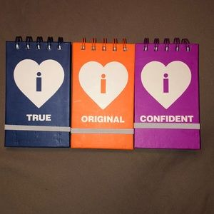 One Direction Spiral Mini Notepads